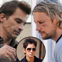 Gabriel Aubry Claims Olivier Martinez Threatened to Kill Him, Gets Restraining Order Against Halle Berry's Fiancé