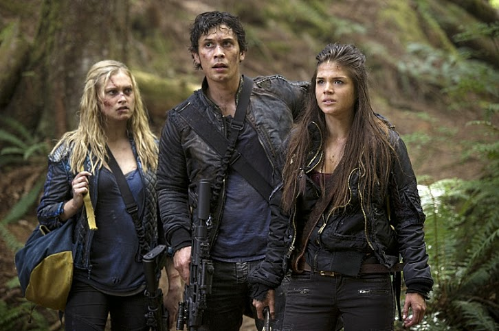 The 100 - Episode 2.05 - Human Trials - Promotional Photos