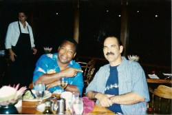 George Benson and Dave