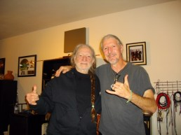 Willie and Patrick Simmons