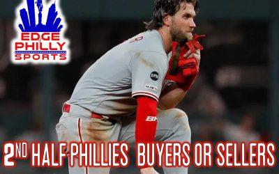 2nd Half Phillies: Buyers or Sellers