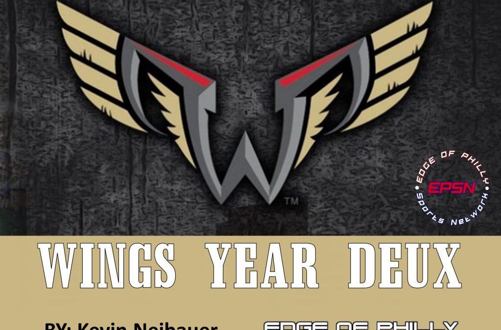 Wings Year Deux
