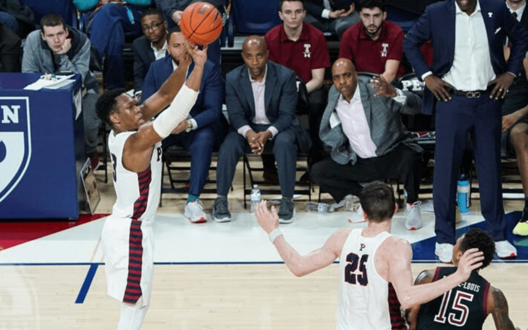 Quakers Shoot Down Owls, 66-59