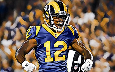 Is Brandin Cooks in play for the Eagles?