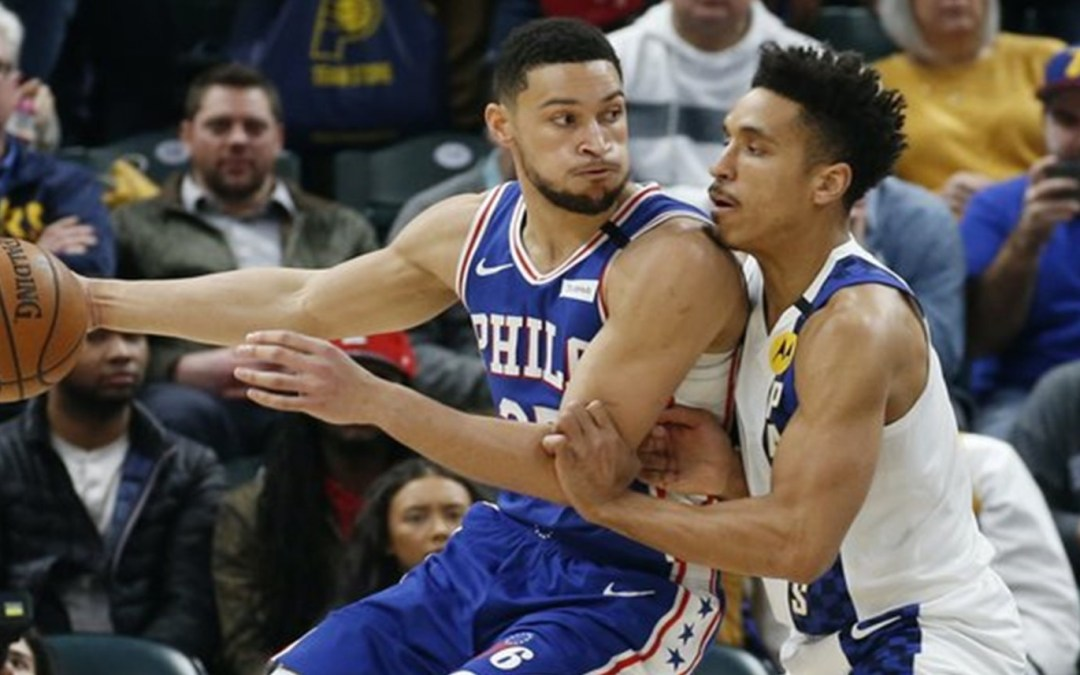 Road Woes Continue for Sixers, 101-95