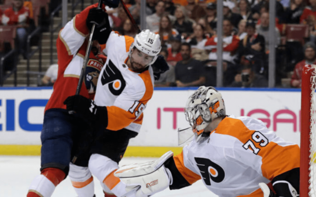 Flyers Cage Panthers, 6-2