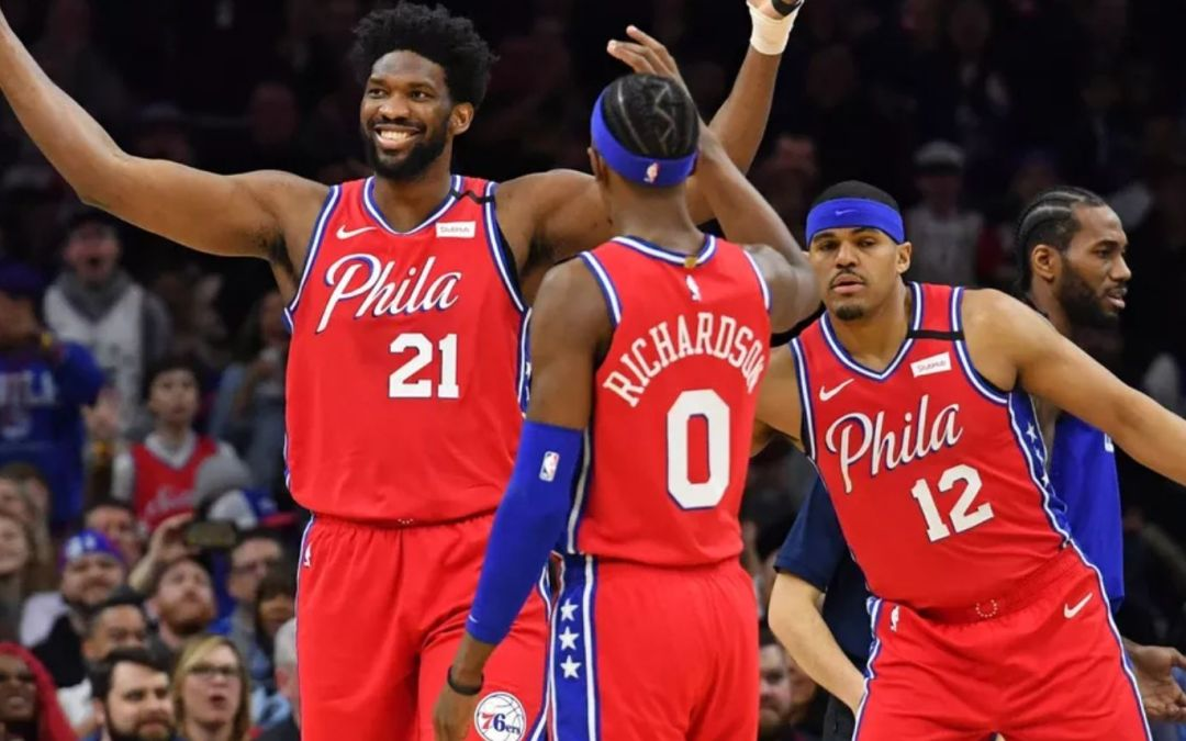 The Sixers Have Life Again