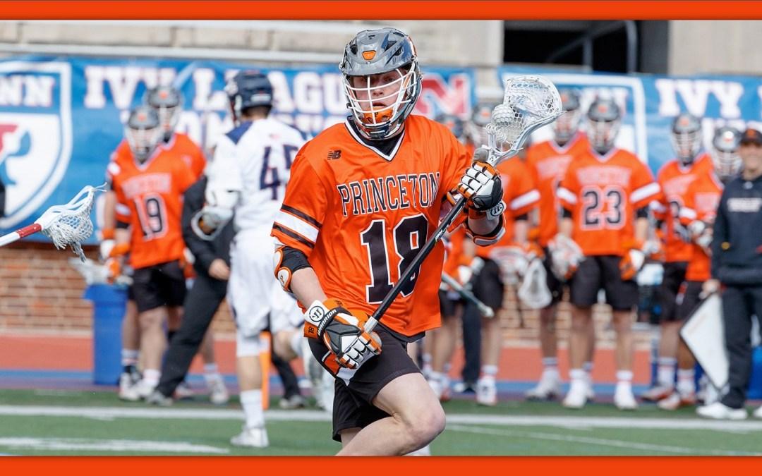 Princeton Roars Behind Sowers, 20-11