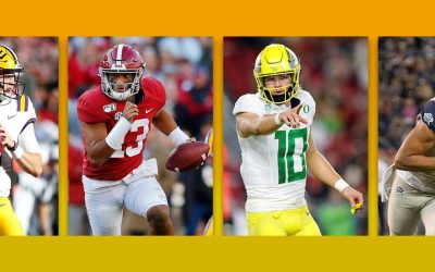 2020 NFL Draft Quarterback Breakdown