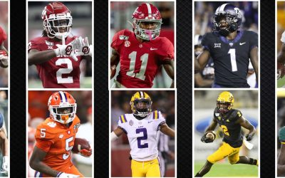 2020 NFL Draft Wide Receiver Breakdown