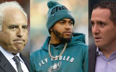 Eagles may have a tough decision to make