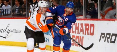 Flyers Drop Another to the Islanders