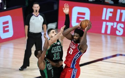 Embiid Needs To Do More, Sixers Lose Game 1