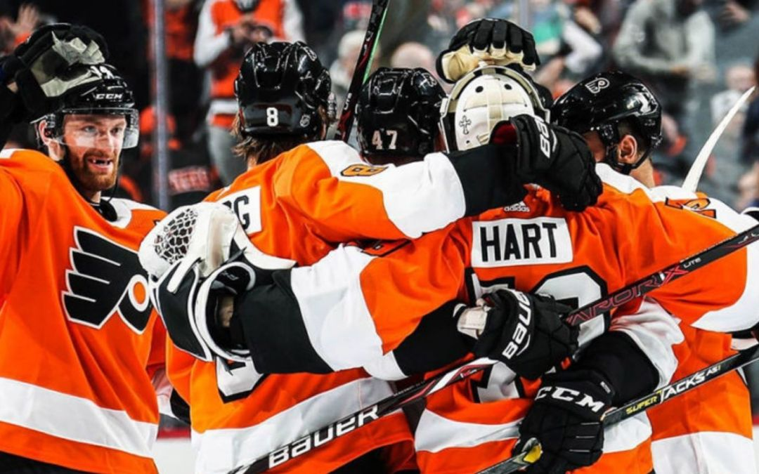 Flyers Force a Game 7 in OT