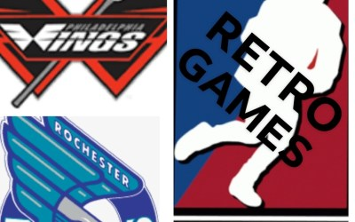 National Lacrosse League (NLL) Retro Game Of The Week