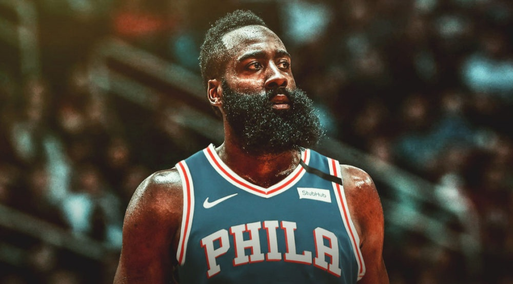 James Harden to the Sixers?