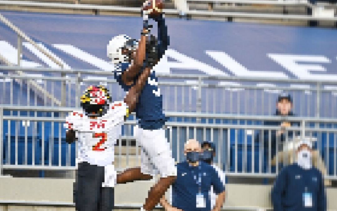 Maryland Pulls off Upset in Happy Valley