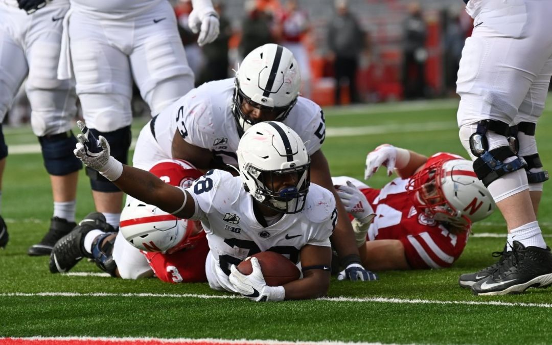 Comeback Falls Short for Penn State