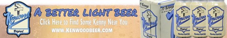 Kenwood Beer Banner Ad