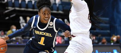 Drexel Ladies Win in Convincing Fashion