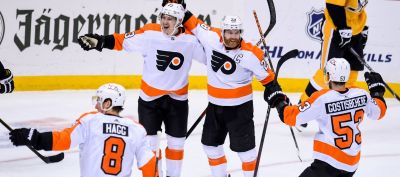 Flyers Gutted One Out Over the Penguins