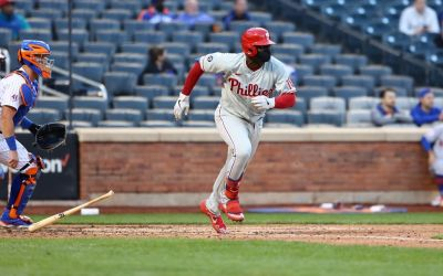 Phillies Drop Both Ends of Twin Bill