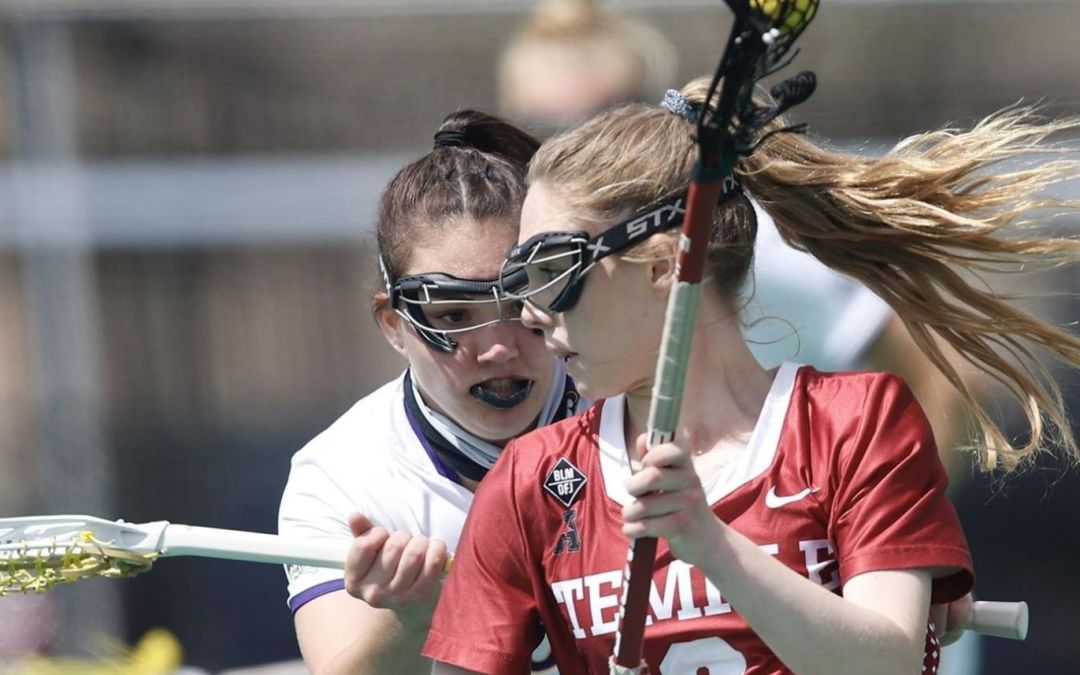 Temple Finishes Weekend Sweep