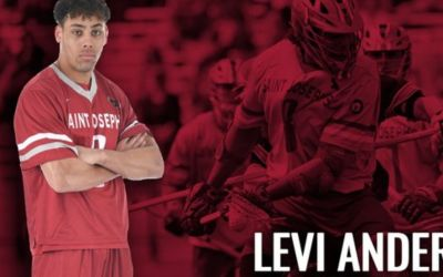 Levi Anderson – NEC Men's Lax Co-Player of the Week