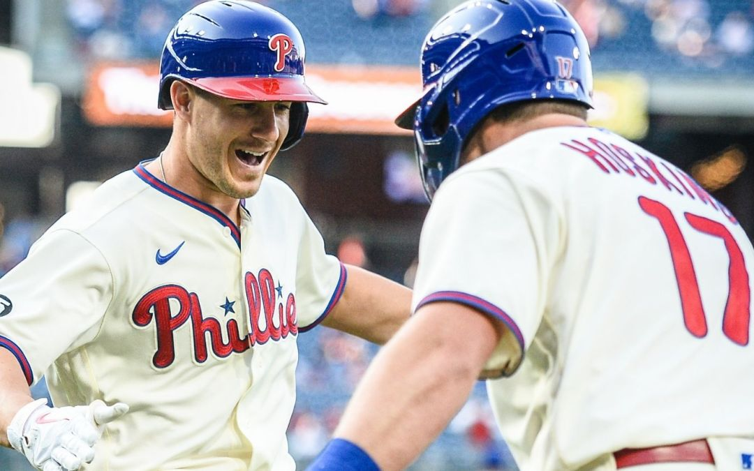 Phils With Bounce Back Win