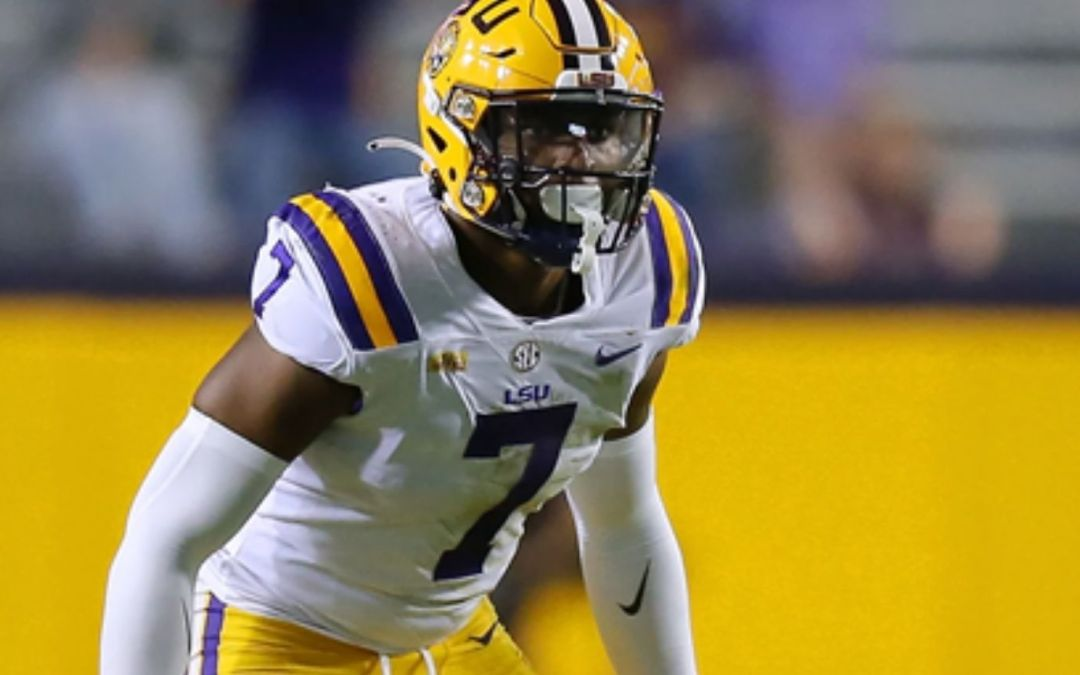JaCoby Stevens, Safety Out of LSU