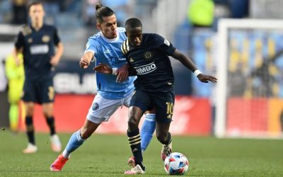 Union fall to New York City FC