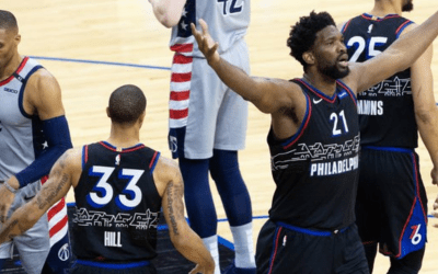 Sixers Game 2 Preview vs The Wizards