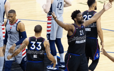 76ers Cruise to a Game 2 Victory!