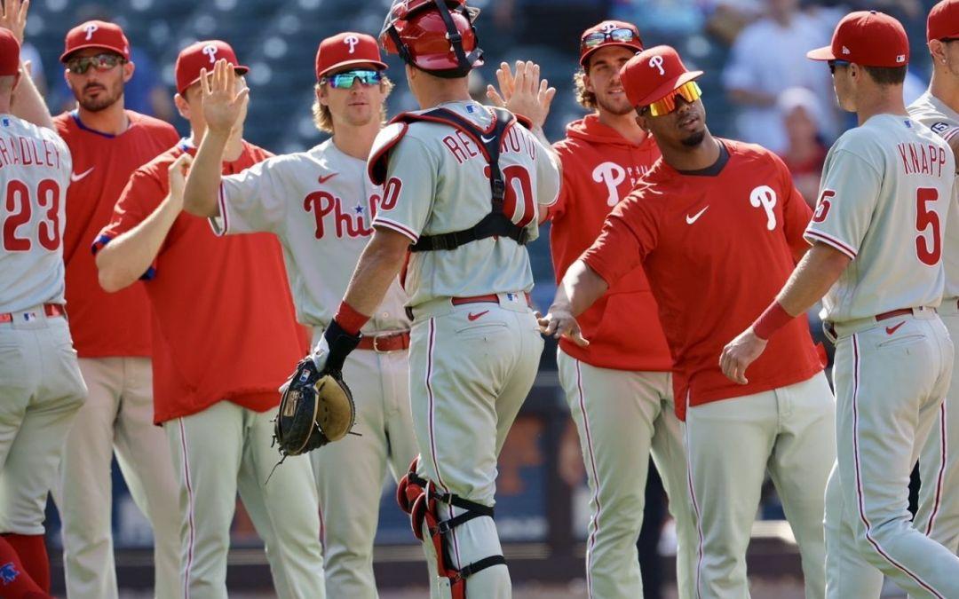 Zach Wheeler Goes 7 in Phillies Win