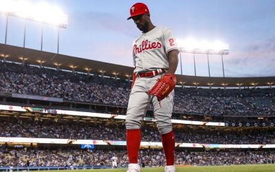Things Not Looking Good as Phillies Fall