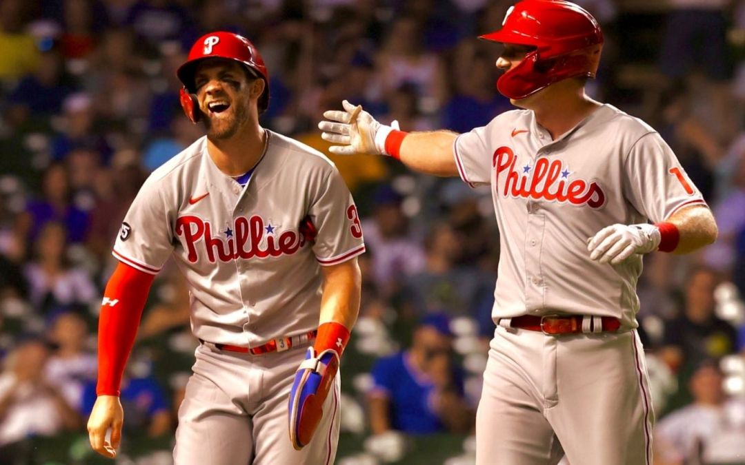 What a Difference a Day Makes for the Phillies