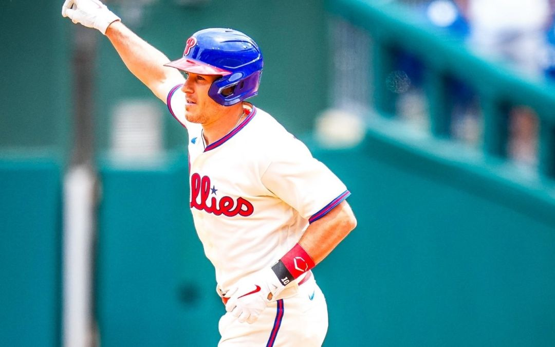 Realmuto's Big Day Pays Off for the Phillies