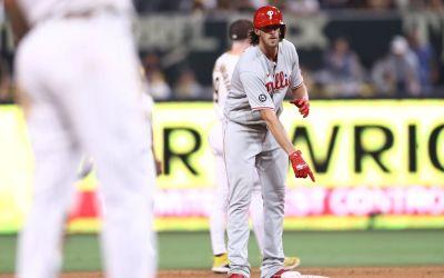 Phillies Drop Heartbreaker to Padres