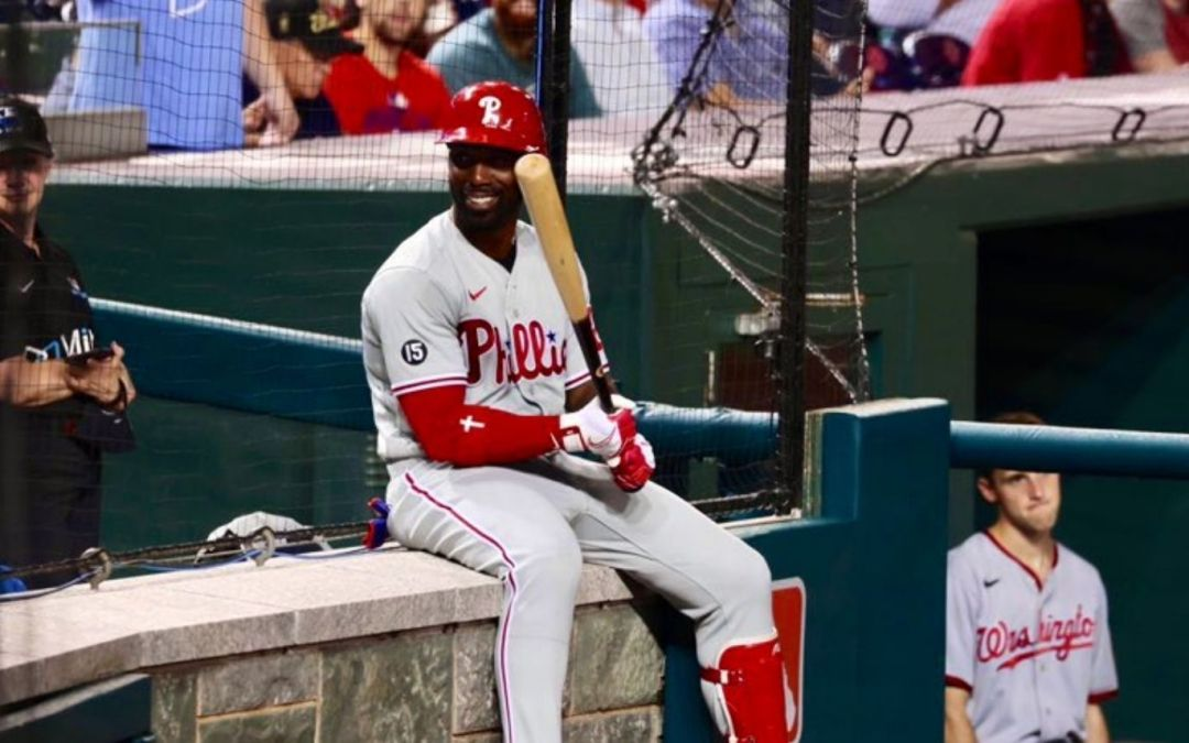 Phillies Double Up Nationals, 12-6