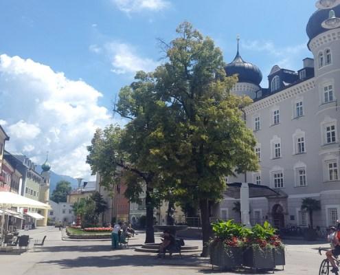 i bei palazzi di Lienz