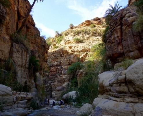 gola del Wadi Bin Hammad