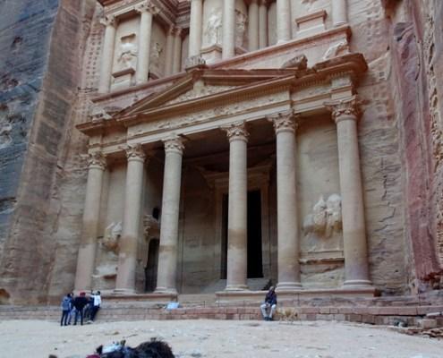 il Tesoro a Petra