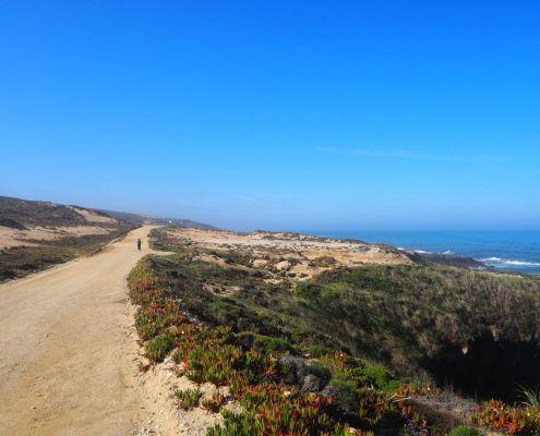 Cammino lungo l'Oceano