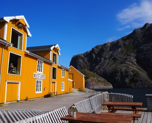 vista di Nusfjord
