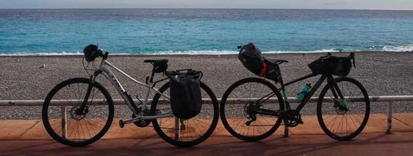 Bici da cicloturismo Touring Bike o Gravel