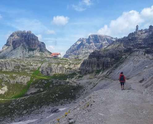 sentiero 101 Giro Tre Cime