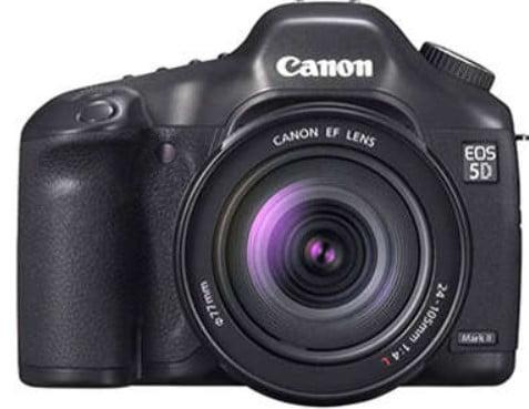 Canon EOS Utility 5D Mark II