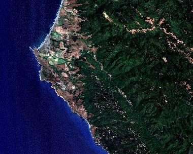 Satellite Images - EARTH OBSERVING SYSTEM
