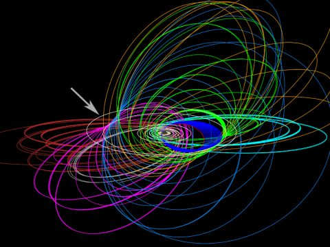 Saturn's Magnetosphere: A Dozen Years of Discovery - Eos