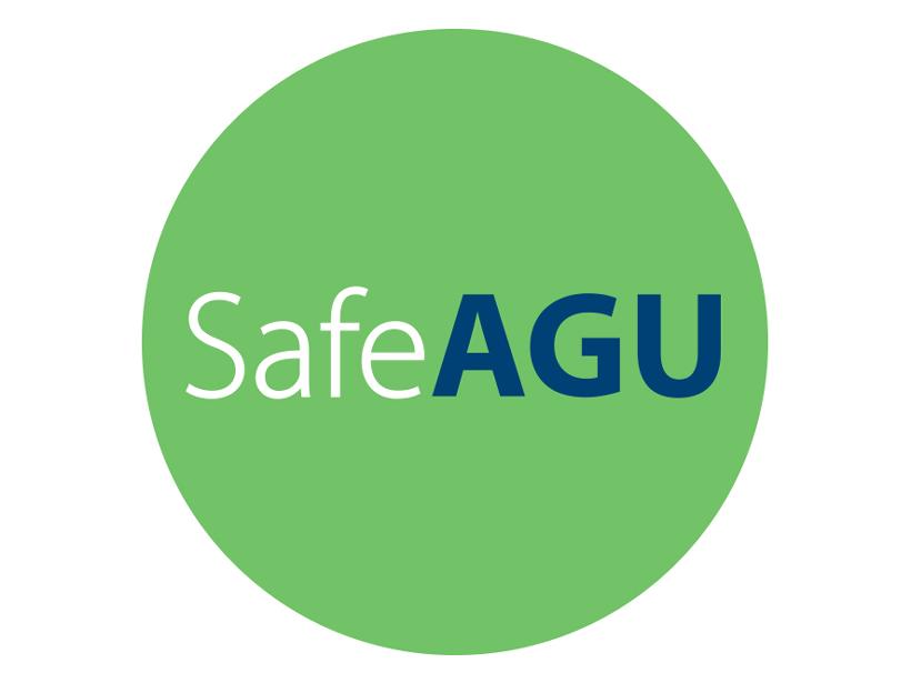 SafeAGU logo